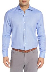 Peter Millar Men's Spruzzata Regular Fit Print Sport Shirt