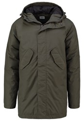 Edwin Parka Uniform Green Oliv