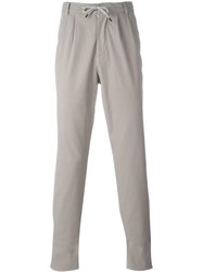 Brunello Cucinelli Drawstring Trousers Nude Neutrals