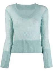 Jacquemus La Maille Dao Knitted Top 60