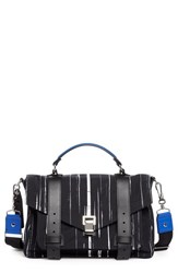Proenza Schouler Tiny Ps1 Print Nylon Satchel