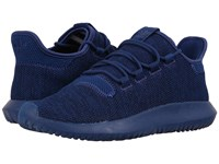 Adidas Tubular Shadow Knit Mystery Blue Collegiate Navy Core Black Men's Running Shoes