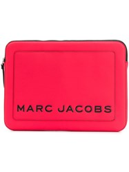 Marc Jacobs 13 Logo Commuter Case Red