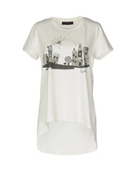 Cafe'noir Cafenoir T Shirts White