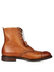 Cheaney Elliot R Grained Leather Boots