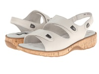 Softwalk Bolivia Off White Women's Sandals Beige