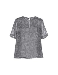 Related Blouses Grey
