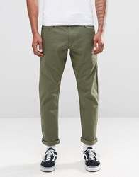 Nike Sb Ftm 5 Pocket Chinos In Green 685949 222 Green