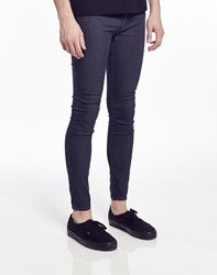 Cheap Monday Low Spray Jeans In Super Skinny Fit Truth Blue