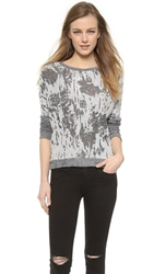 Chaser Burnout Sweatshirt Multi