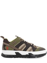Burberry Tech Rs5 Sneakers Khaki