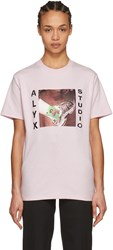 Alyx Pink Visual Edition Powerpuff T Shirt