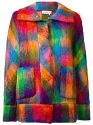 Jc De Castelbajac Vintage Multicoloured Jacket