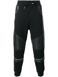 Philipp Plein Proof Track Pants Black