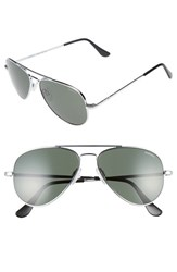 Randolph Engineering Men's 'Concorde' 57Mm Aviator Sunglasses