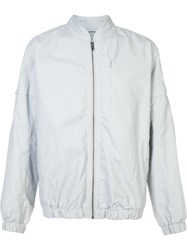 Zanerobe Trail Bomber Jacket Blue