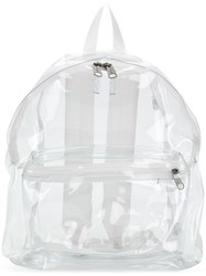 Eastpak Loose Compartment Backpack White