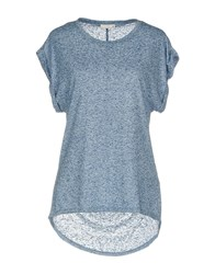 Supertrash T Shirts Blue