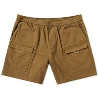 Acne Studios Rosso Garment Dyed Cargo Short Green
