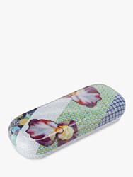 Heathcote And Ivory Braids Blooms Glasses Case