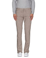 Germano Trousers Casual Trousers Men Light Grey
