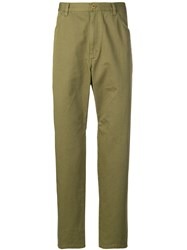 A.P.C. Chino Trousers Green