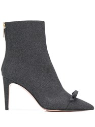 Red Valentino V Glitter 90 Ankle Boots 60