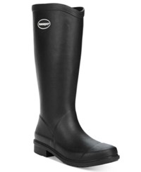 Havaianas Galochas Hi Matte Rain Boots Women's Shoes Black