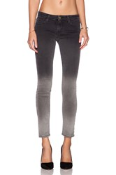 Acquaverde Scarlett Skinny Shaded Grey