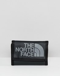 The North Face Base Camp Wallet In Black