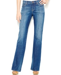 Lucky Brand Easy Rider Bootcut Jeans Tanzanite Wash