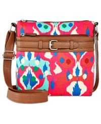 Styleandco. Style And Co. Baltic Small Crossbody Only At Macy's Ikat