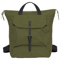 Ally Capellino Frances Ripstop Backpack Green