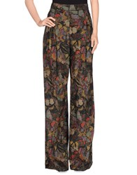 Valentino Trousers Casual Trousers Women Military Green