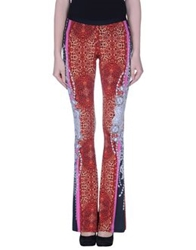 A'biddikkia Beach Pants Red