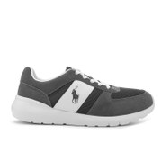 Polo Ralph Lauren Men's Cordell Runner Trainers Charcoal Grey