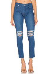 James Jeans Twiggy Ankle Malibu Raw