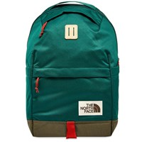 The North Face Daypack Green