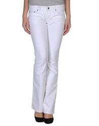 Calvin Klein Jeans Casual Pants White