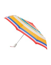 Totes Signature Extra Large Umbrella Multi Colored
