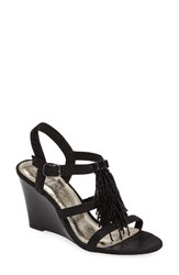 Adrianna Papell Women's Adair Embellished Wedge Sandal