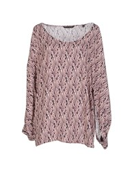 Brian Dales Blouses Light Pink