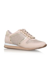 Carvela Kurt Geiger Lennie Sneaker Female Nude