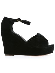 Tila March 'Ohio' Sandals Black