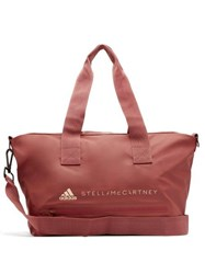 Adidas By Stella Mccartney Techical Canvas Studio Bag Pink