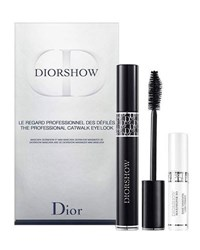 Christian Dior The Professional Catwalk Eye Look Diorshow