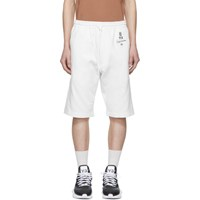 Y 3 White New Classic Shorts