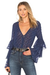 Ale By Alessandra X Revolve Margarida Top Navy