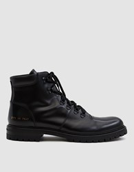 Common Projects Hiking Boot Black