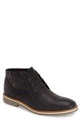 Lloyd 'Sterling' Chukka Boot Men Black Grey